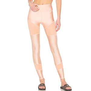 Body Language X Revolve Kiki Leggings Peach Size S